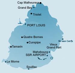 Ile Maurice · Maurice: le paradis de l'Océan Indien