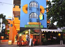 Hôtel avec restaurant à Grand Baie: Ti Fleur Soleil